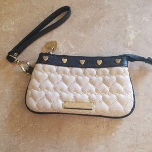 Betsy Johnson Wristlet Wallet